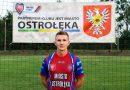 Trzydziesty gol Olesińskiego dla Narwi