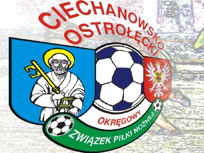 Podział grup w rozgrywkach delegatury Ciechanów-Ostrołęka