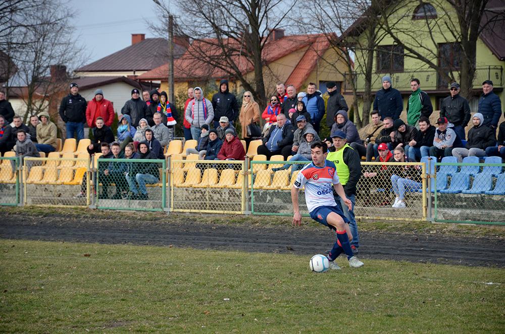 Kamil Gontarz zakończył grę w piłkę
