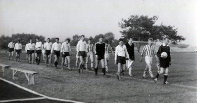 1965: Mecz MZKS vs Legia
