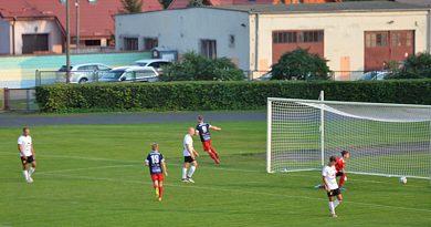 Narew – Ostrovia 4-0. Cztery gole Olesińskiego
