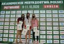 Angelika Wikieł obroniła tytuł akademickiej Mistrzyni Polski
