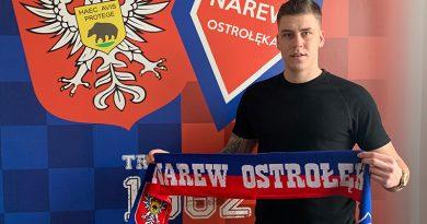 """""""Duży"""" transfer do Narwi. 2-metrowy napastnik wzmacnia klub"""