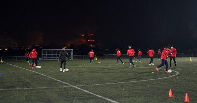 Narew i Narew II rozpoczęły treningi
